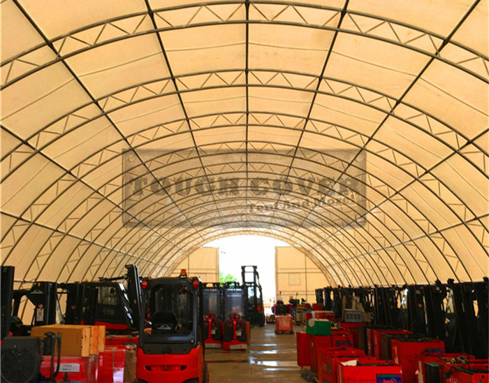 50ft(15.24m) wide Dome(Round) Structure Tent