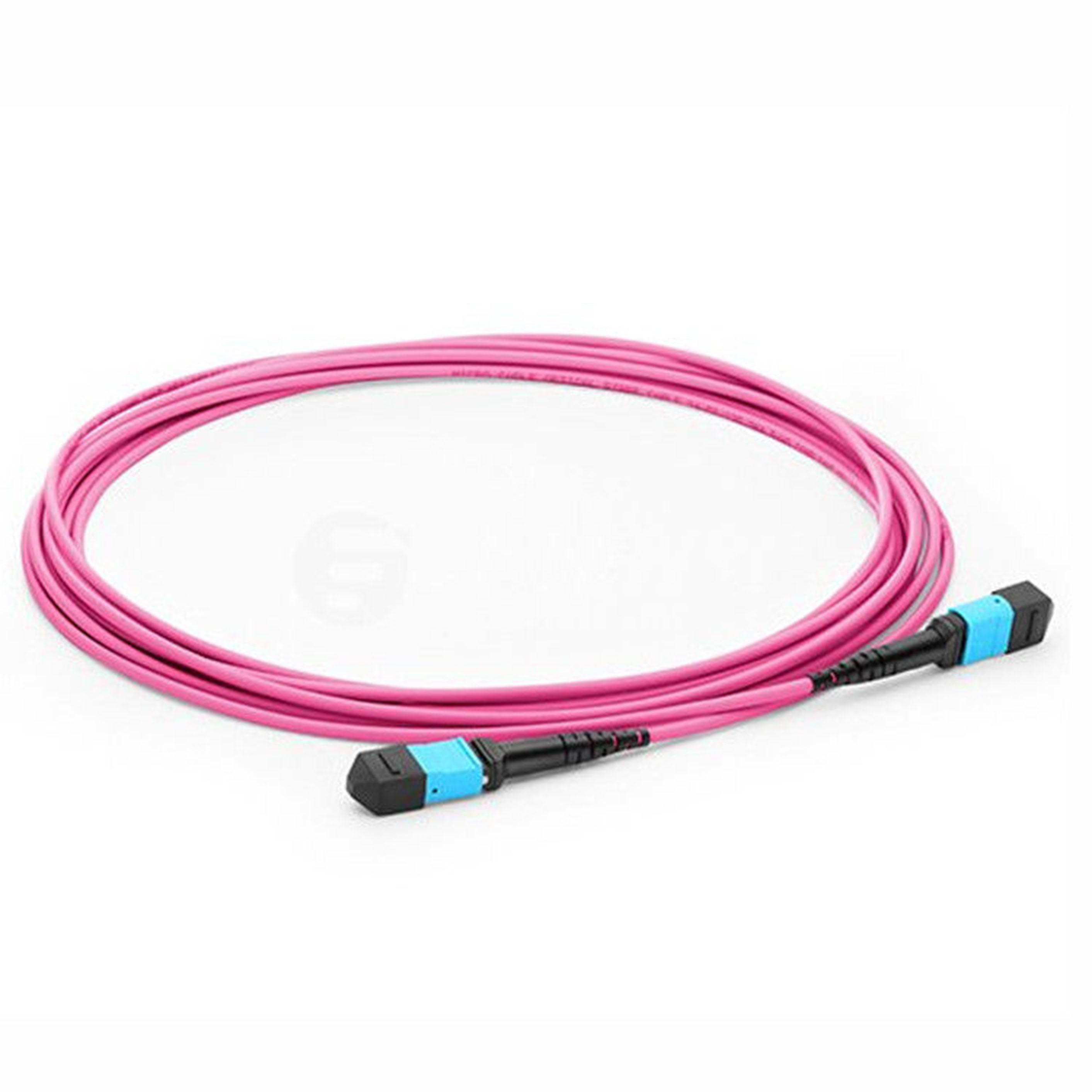 MPO/MTP-MPO/MTP Fiber optic patch cord MM DX