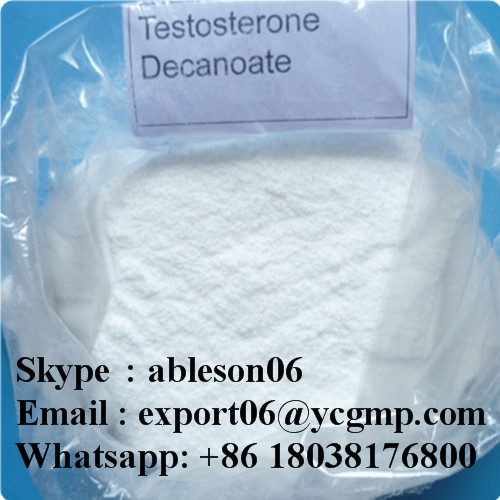 Steroid Powder Test Deca Testosterone Decanoate Test D