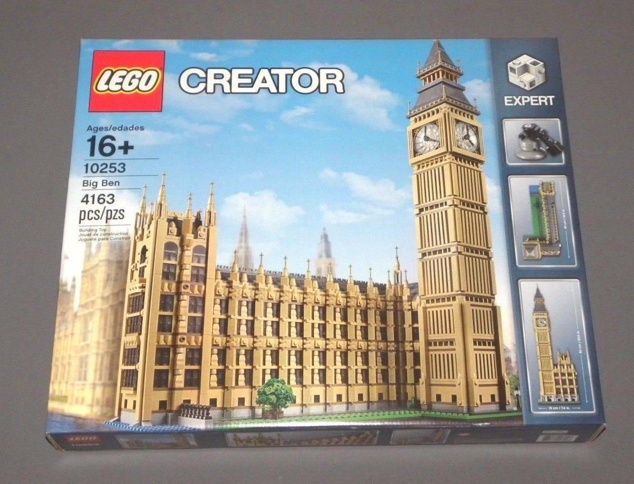 Lego 10253 Creator Big Ben Set