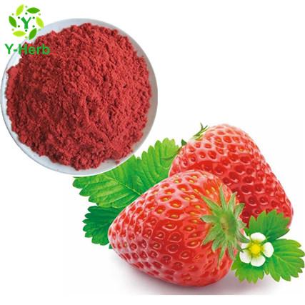 Organic Fresh Fruit Freeze Dried Strawberry Powder