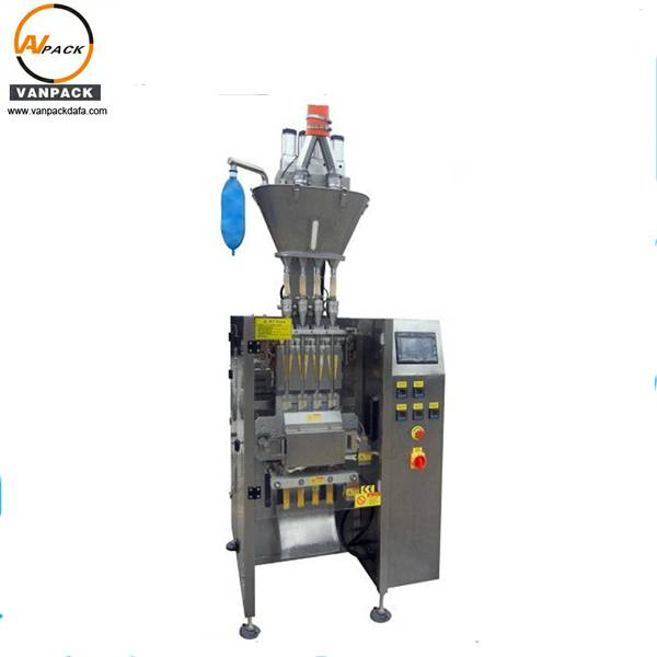 Cheap Multi Lanes Stick Packing Machine