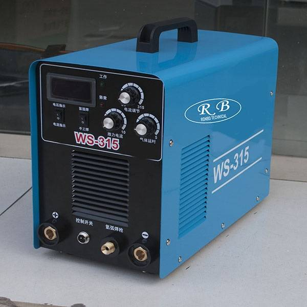 TIG AC DC Arc Three Phase Welding Machine