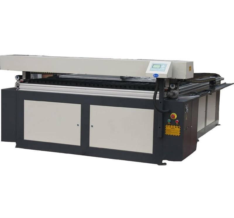 acrylic, PVC, rubber sheet, plastic, crystal laser cutter machine