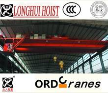 The LHB model explosion-proof electric hoist bridge crane of china manufactures