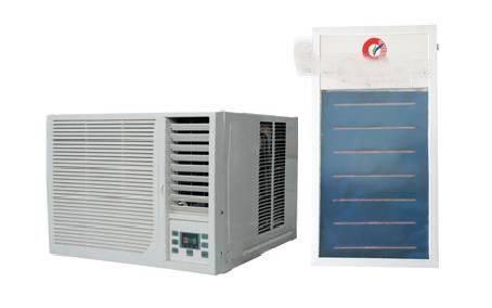 Window Type Solar Air Conditioner