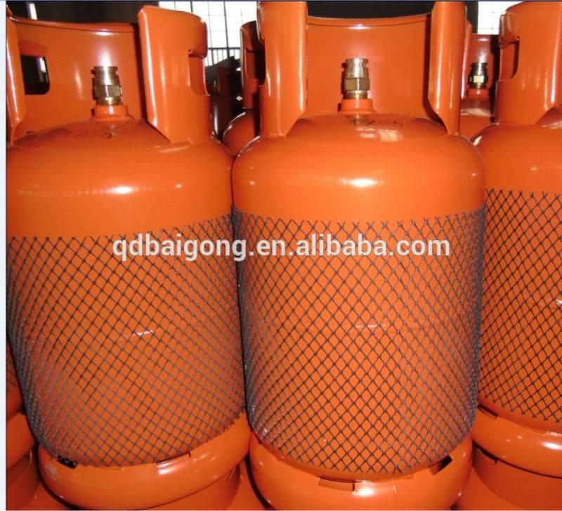 12.5KG Liquefied Petroleum Gas LPG cylinder
