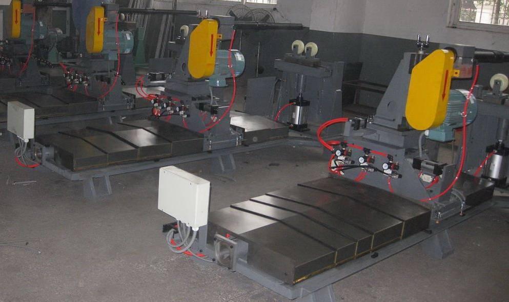 drill pipe grinding machine