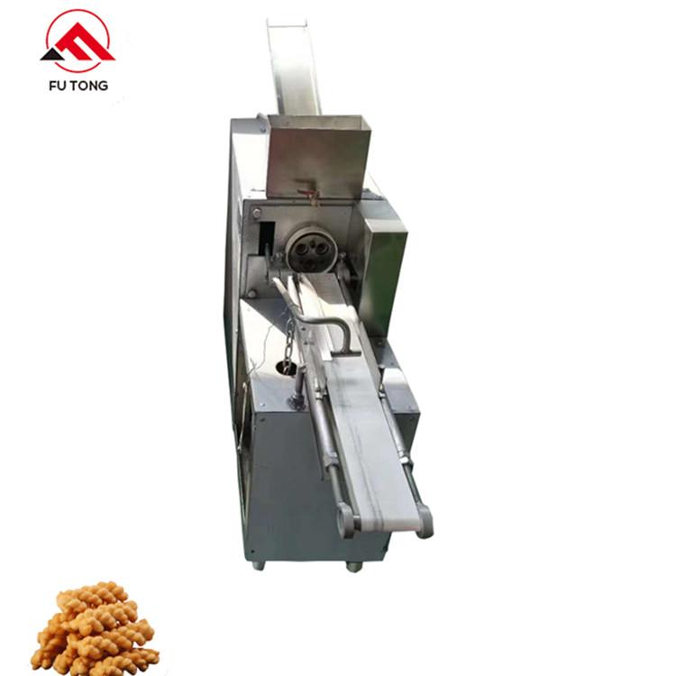 Pilipit making machine fried Pretzel snack maker resep kue tambang mesin