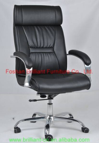 Imperial Adjustable High Back 21'' to 24''H Executive Chair with Casters