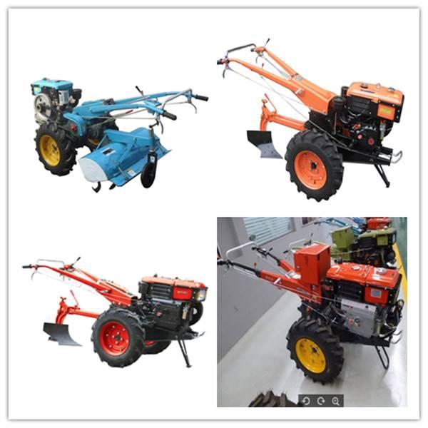 2015 china hot sale walking tractor,mini hand tractor,15hp walking tractor