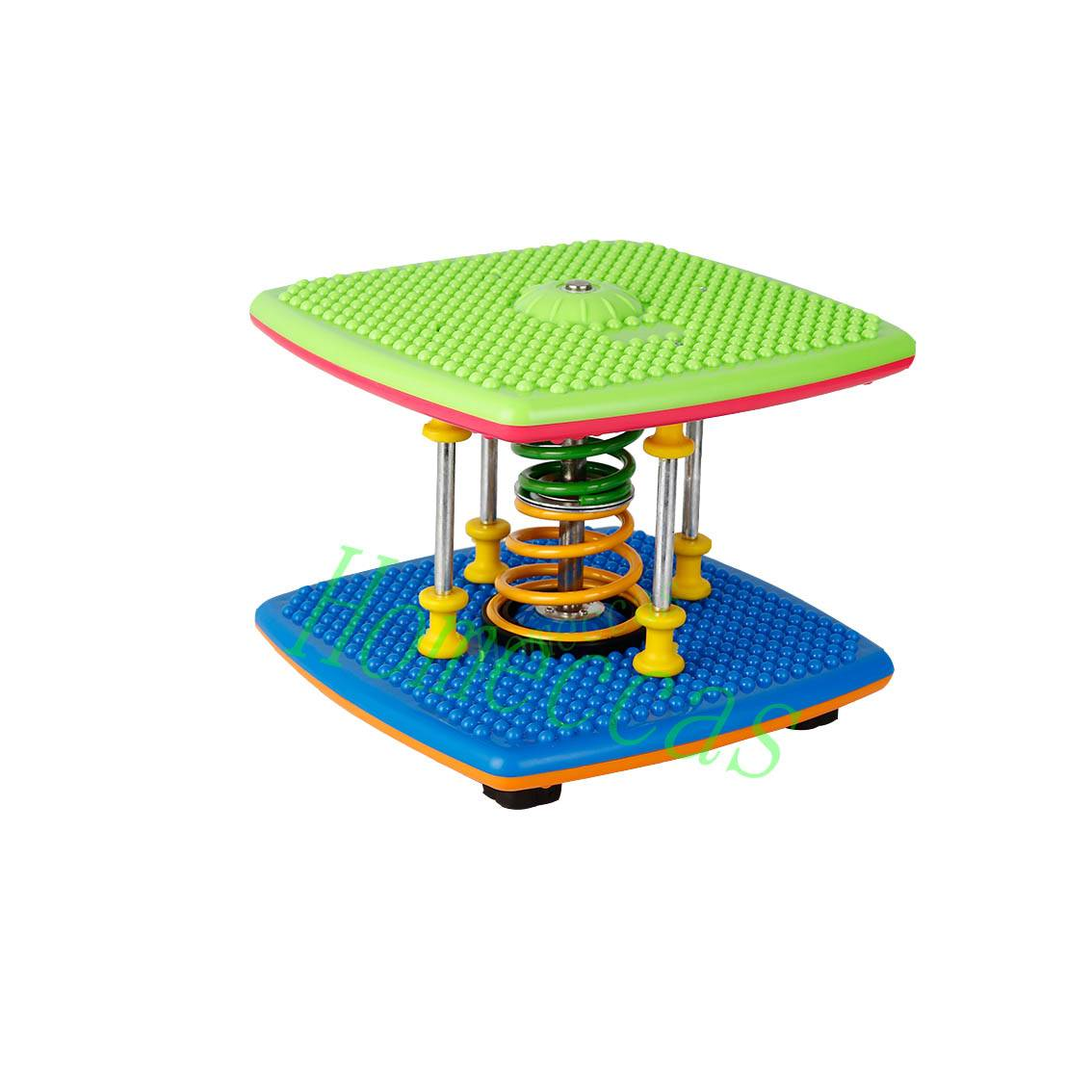 Home Sports Equipment stepper fitness twister plate