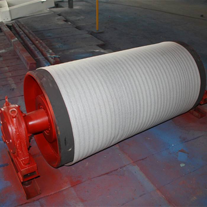 CE Certificates Conveyor Pulley with Stainless Shaft