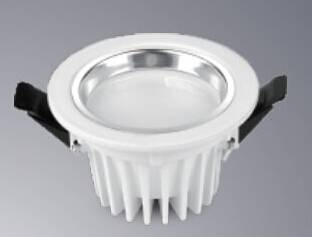 "Led recessed down light dimmable CRI80 150 degree concave lens 2.5"",4"",6"",8"" available led ceiling l"