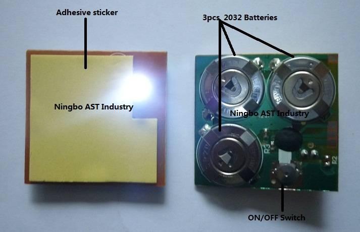 LED Flashing Module for Pop Display