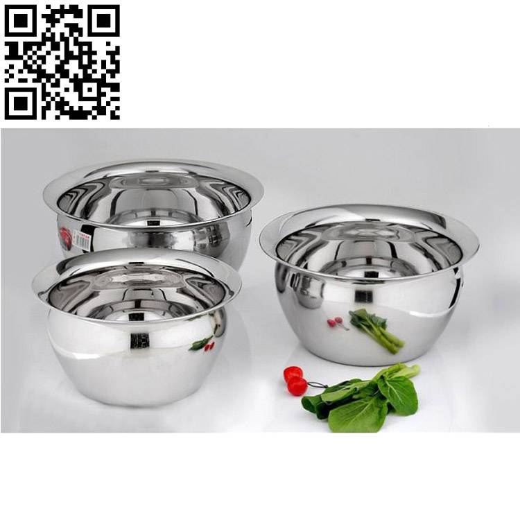 Stainless steel oil basin ZD-YG02