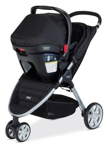 BRITAX B-Agile 3 and B-safe 35 Travel System FREE Shipping