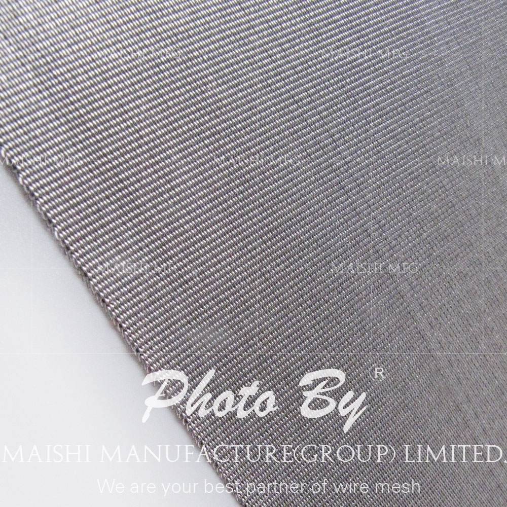 Dutch Weave Stainless Steel Mesh| Woven Wire Cloth Filters