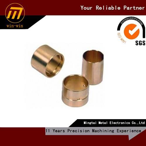 OEM Precision CNC brass Machining metal smoking pipes parts