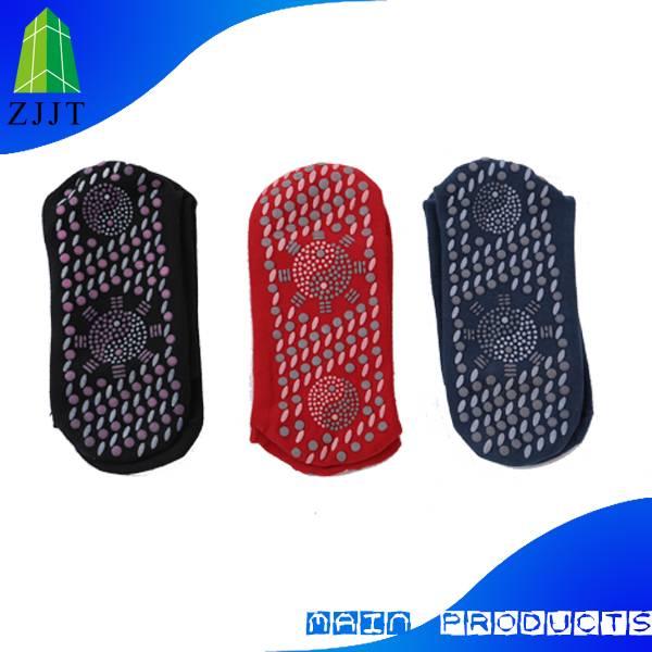 Tourmaline massage socks