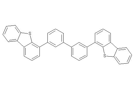 3,3'-bis(dibenzo[b,d]thiophen-4-yl)-1,1'-biphenyl