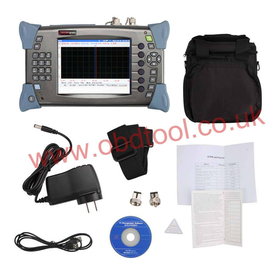 Digital Portable Palm OTDR Meter Tester RY-OT4000 1210EUR
