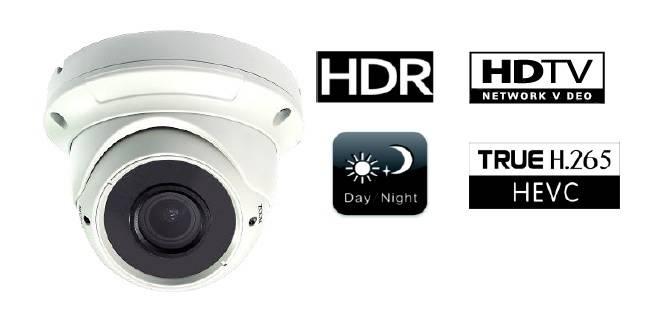 GA-NC3530L-VF WDR 128dB 1080P HD IP Optical Zoom CCTV Camera