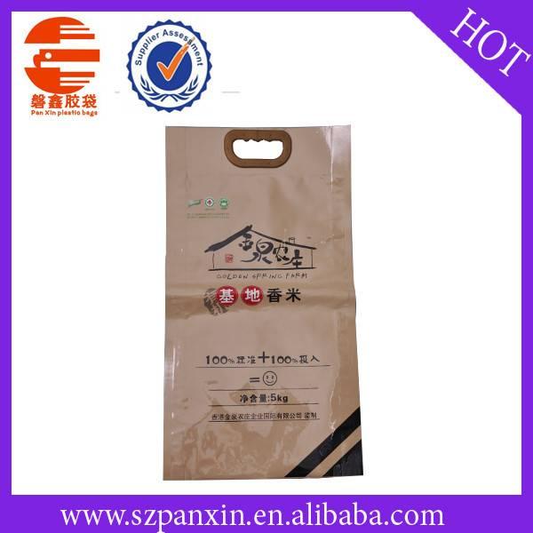 sacos de arroz impressos para venda