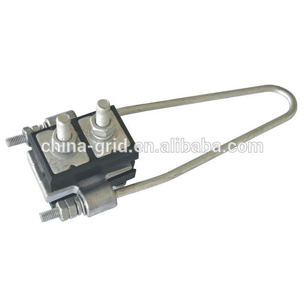 Four Cores Centralized Insulated Tension Clamp/Anchor clamp