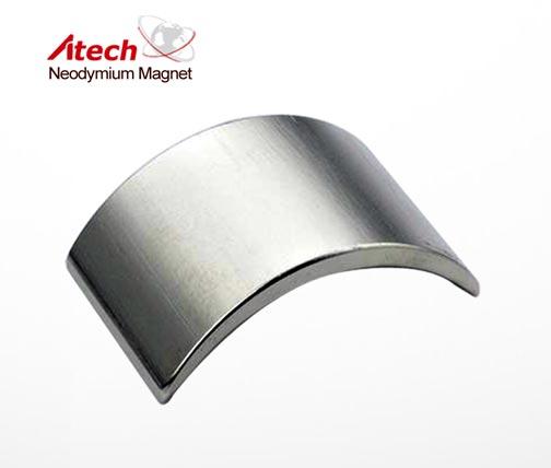 Arc/Segment Neodymium Magnets
