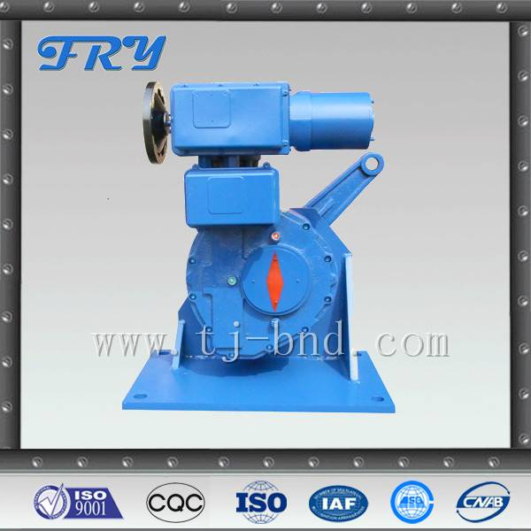 B+RS1400 Bernard electrical rotary actuator for ball valve, butterfly valve and damper