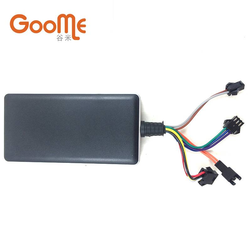 GOOME GT06N Vehicle GPS Tracker Cut off petrol Over Speed Alarm Stable Platform