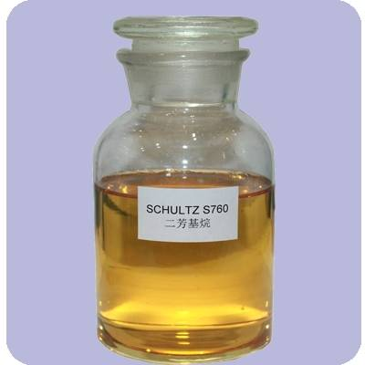 SCHULTZ S760 heat transfer fluid (Diaryl Alkyl)