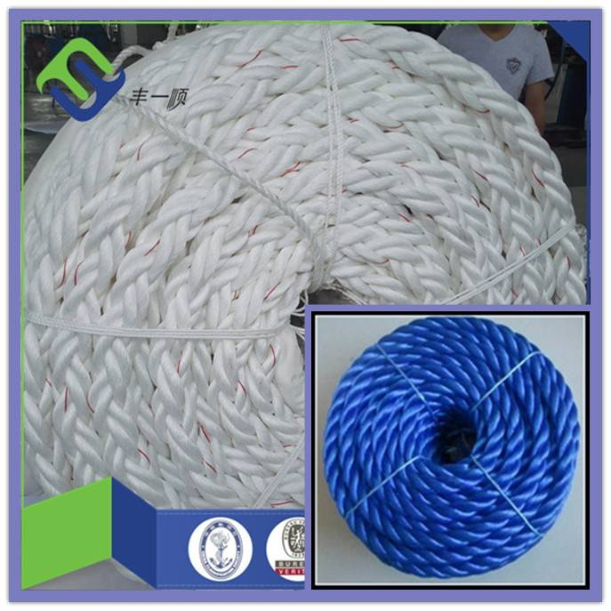 Hot sal marine rope products for mooring ship