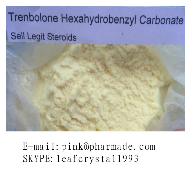 Parabolan Steroids Trenbolone Hexahydrobenzyl Carbonate 100mg/200mg