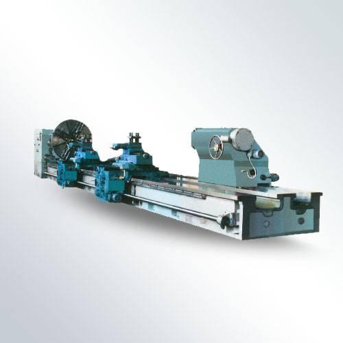 Heavy duty horizontal lathe machine
