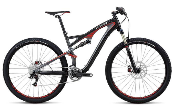 2013 Specialized Camber Expert Carbon EVO R 29 Mountain Bike