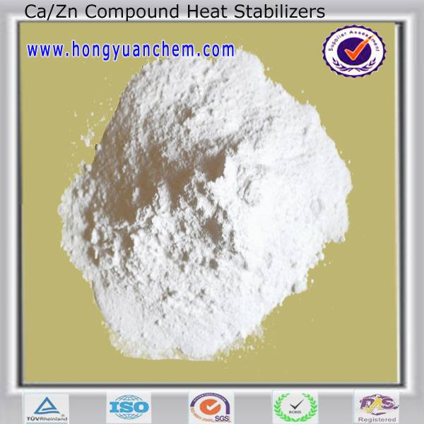 Ca/Zn Compound Heat Stabilizer Series for PVC pipes