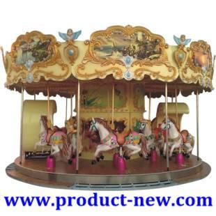 Amusement Equipment,16 Seats Big Carousels Machine,Playground Equipment
