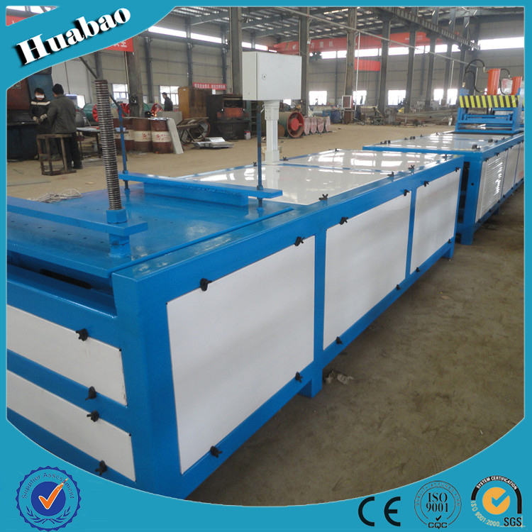 FRP Composite Insulated Panel Hydraulic PultrusionMachine Hot Sale