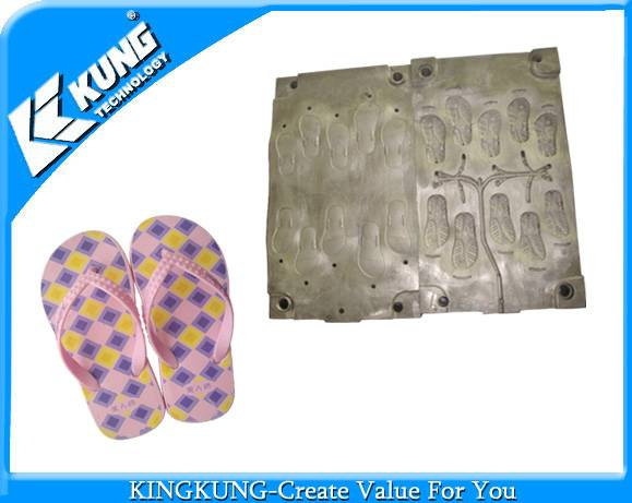 Hot selling EVA shoe sole mould