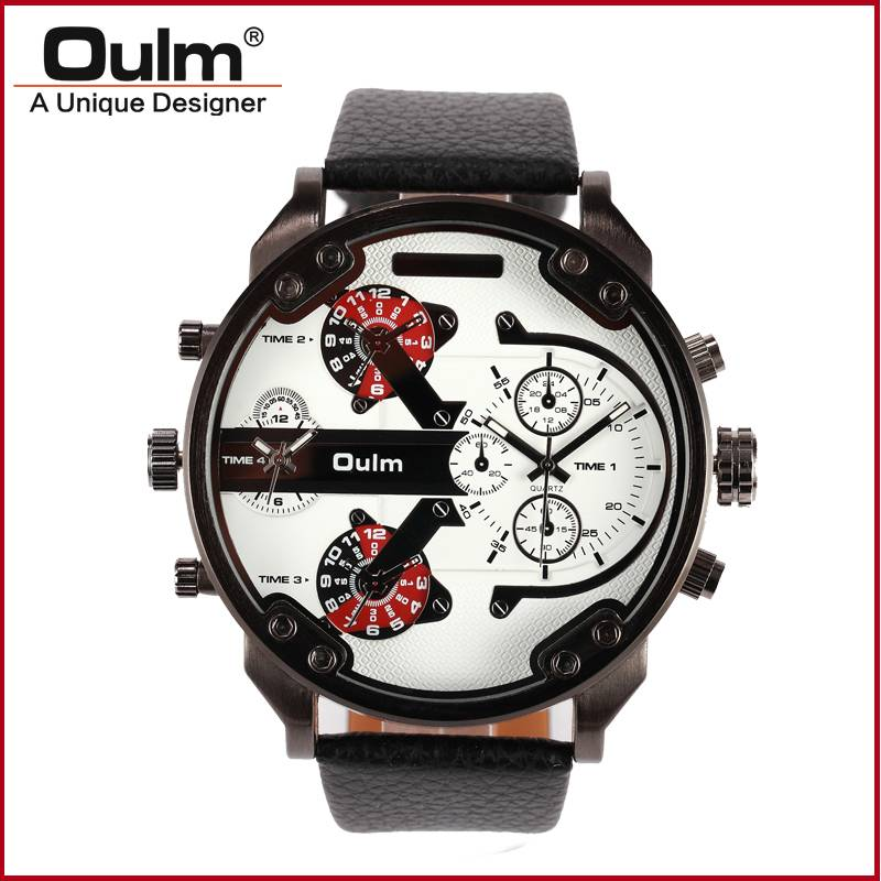 big dial hotsale stock available oulm watch HP3548