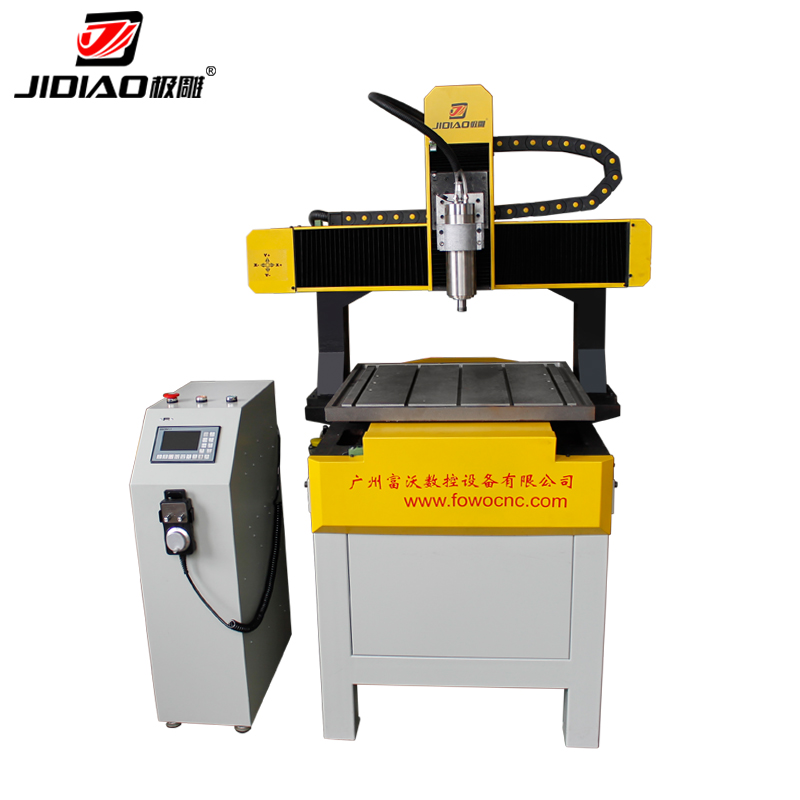 4 Axis Mini Wood Carving CNC Router Machine