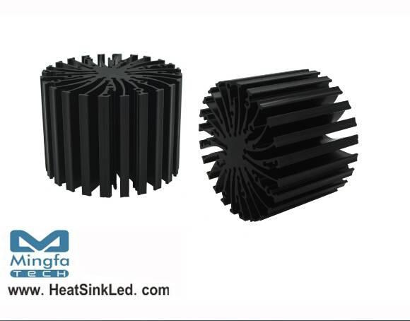 Bridgelux Modular Passive LED Cooler EtraLED-BRI-7050