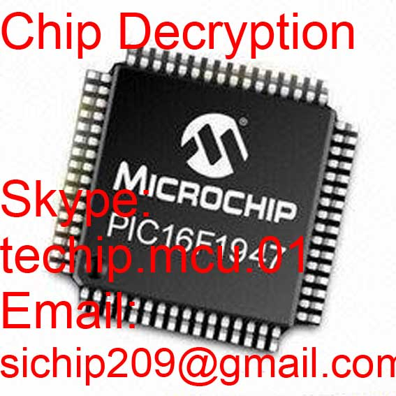 take code from chip sPIC33FJ16GS502
