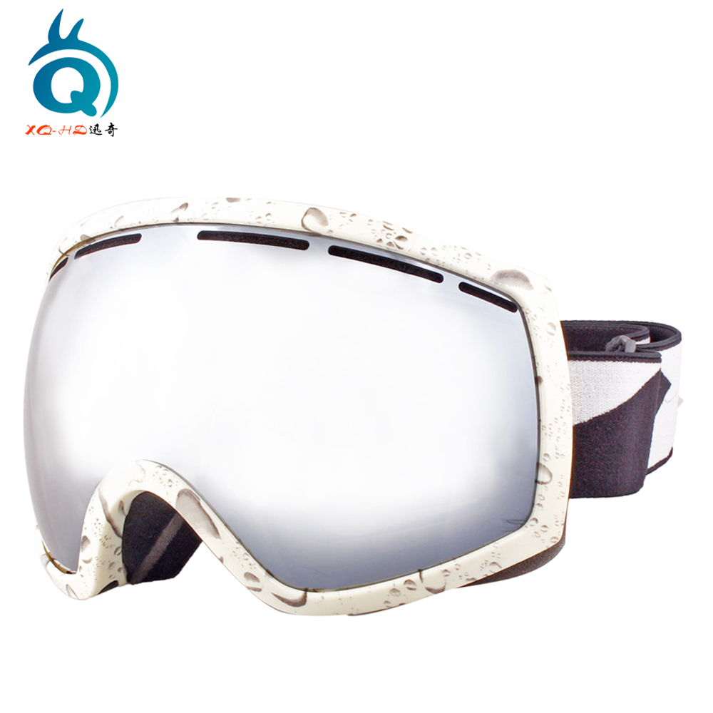 Supply water drop transfer printing frame ski goggles