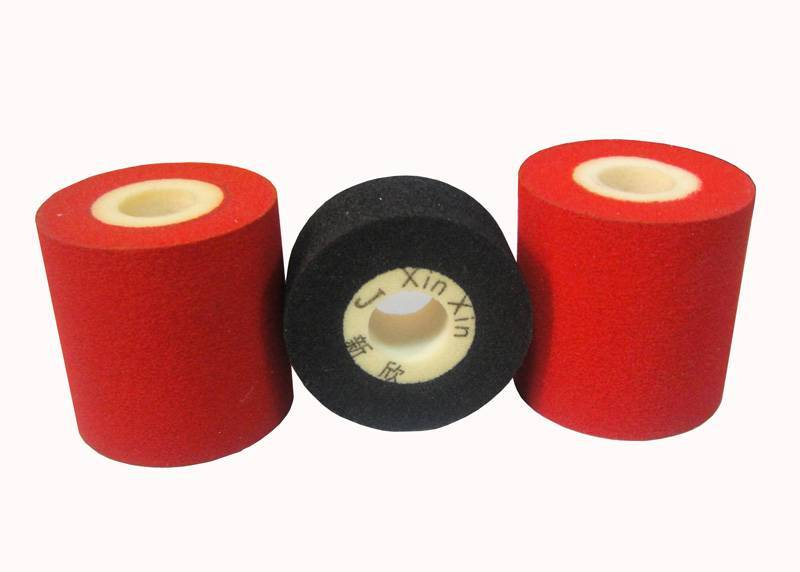 Black Dia 36*16 Hot ink roll to print Batch-number for food packaging bags