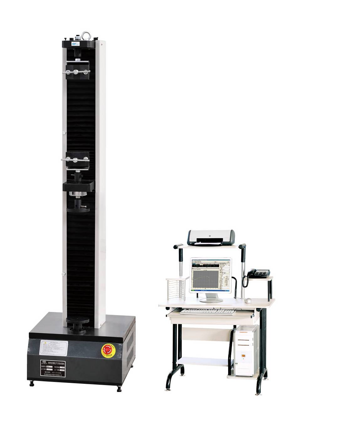 polypropylene pearl films tensile testing machine