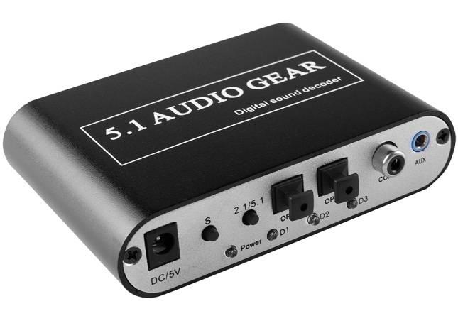 Digital Audio Decoder