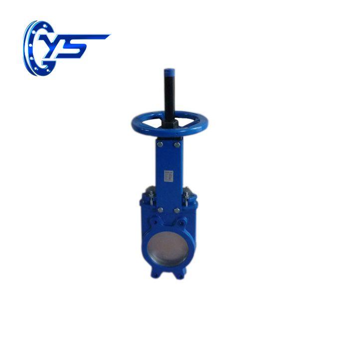 Z73 / 43X-10 / 16Q slurry gate knife gate valve gate valve manufacturer industrial gate valve